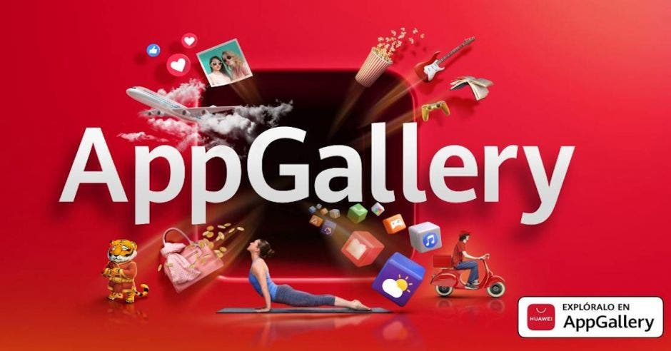 App Gallery de Huawei