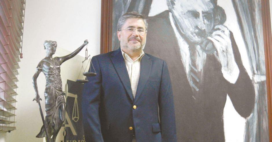 Juan Diego Castro, del bufete Jurisis