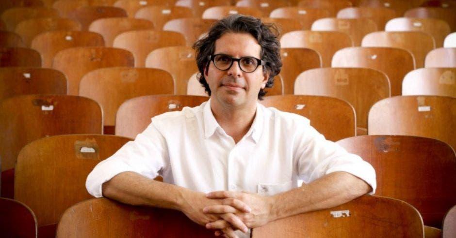 Édgar Mora, exministro de educación