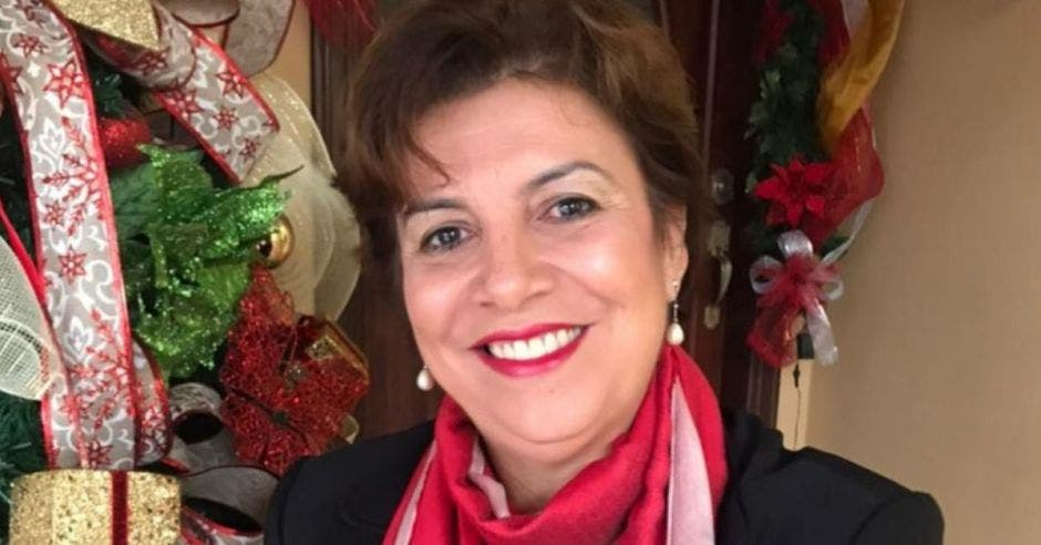 Martha Zamora. Archivo/La República.