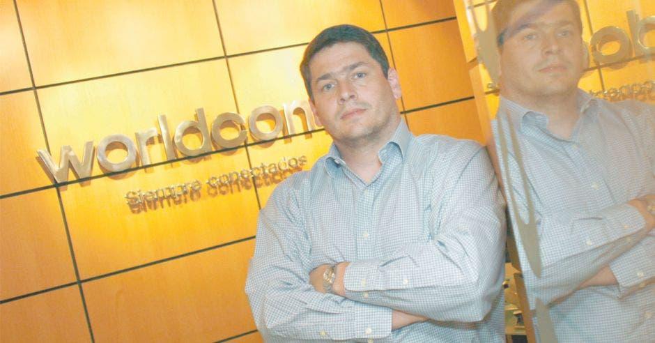 Valentín Horvilleur, director general del Worldcom