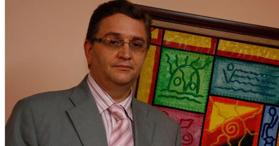 Danilo Ugalde, director de la Asociación Costarricense de Operadoras de Pensión