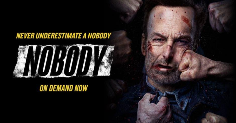 poster de película Nobody