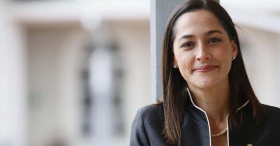 María Inés Solís, jefa de campaña de Pedro Muñoz.