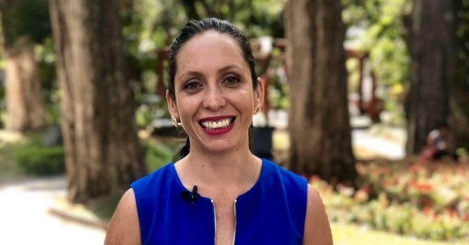 Carolina Hidalgo, diputada del PAC.