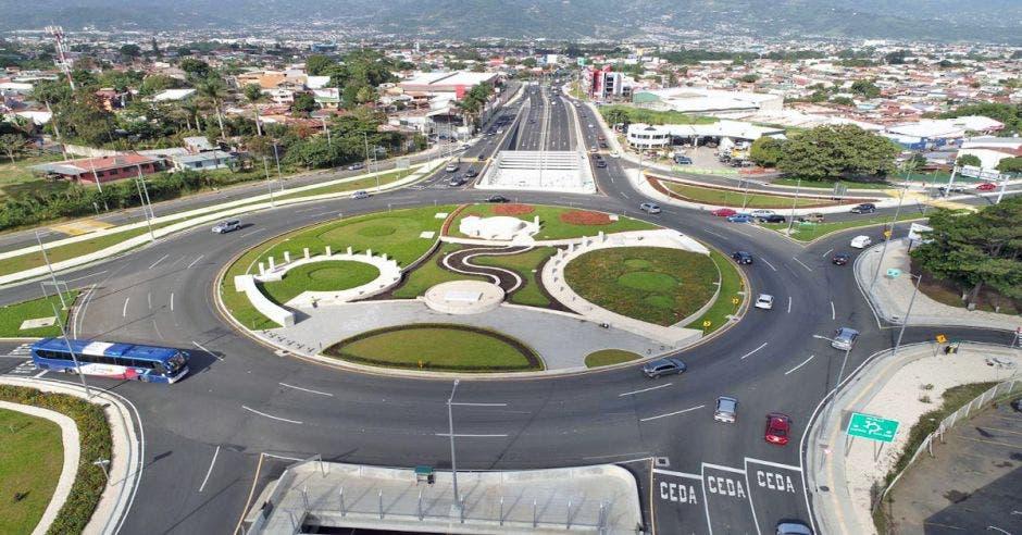 Monumento Garantías Sociales