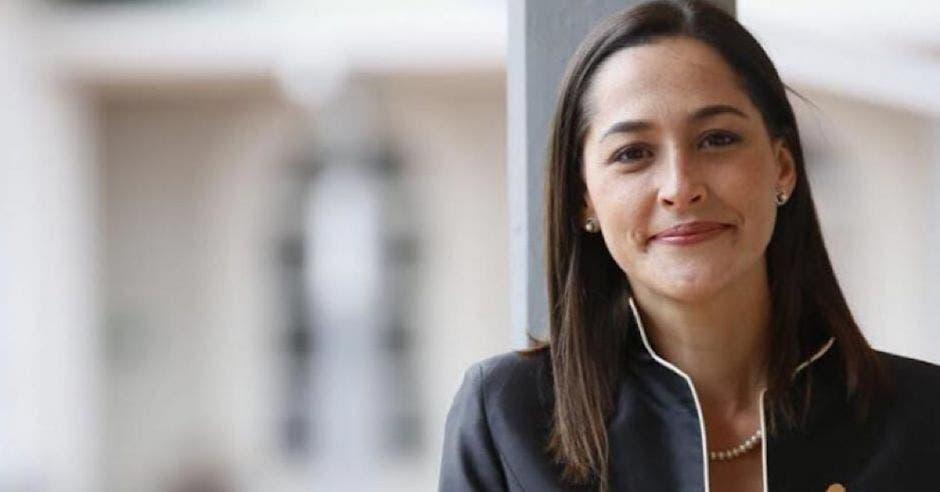 María Inés Solís, diputada y jefa de campaña de Muñoz.