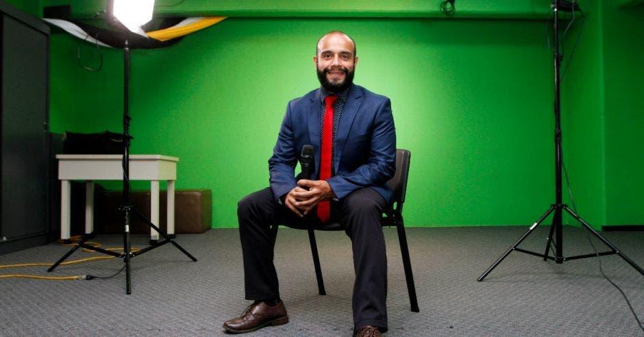 Ramiro Núñez, director de la carrera de Periodismo de la UIA