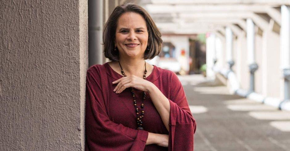 Sylvie Durán Salvatierra, ministra de Cultura y Juventud.