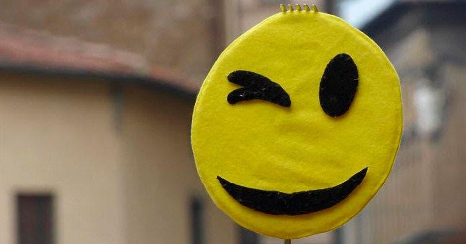 Cara feliz