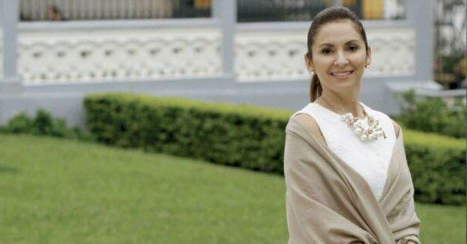 Silvia Hernández, nueva presidenta de la Asamblea Legislativa. Archivo/La República.