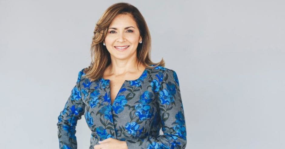 Silvia Hernández, nueva presidenta de la Asamblea. Tomada del Facebook/La República