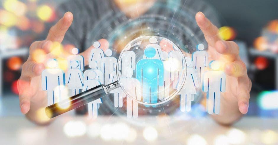 Concepto de gestión y contratación de recursos humanos