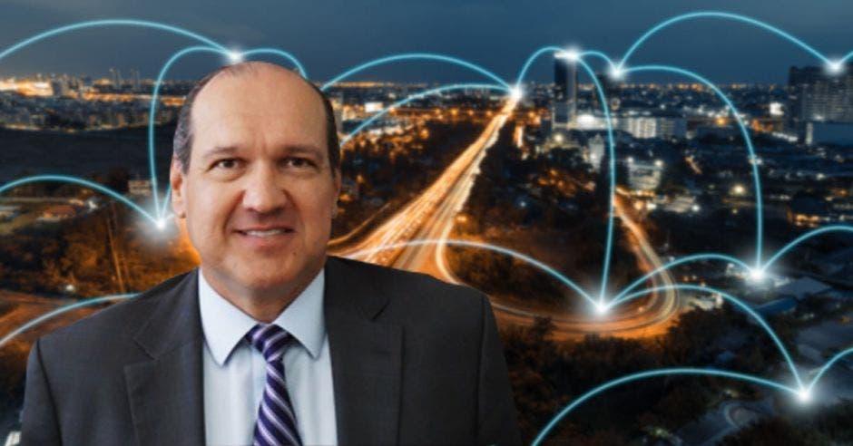 Mario Montero, presidente de Infocom.