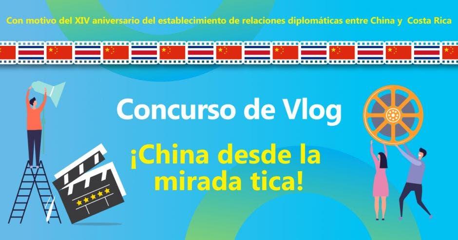 Concurso Vlog Embajada China Costa Rica