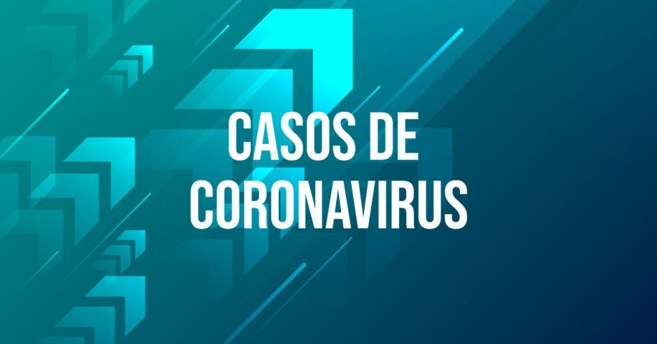 Casos de Covid-19 y unas flechas a la alza