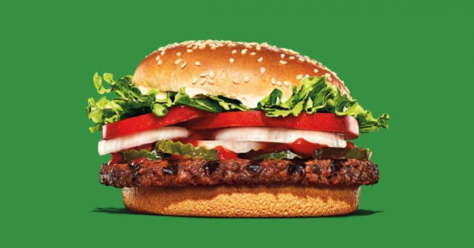 Nueva campaña y 2x1 en Veggie Whopper lo nuevo de Burger King