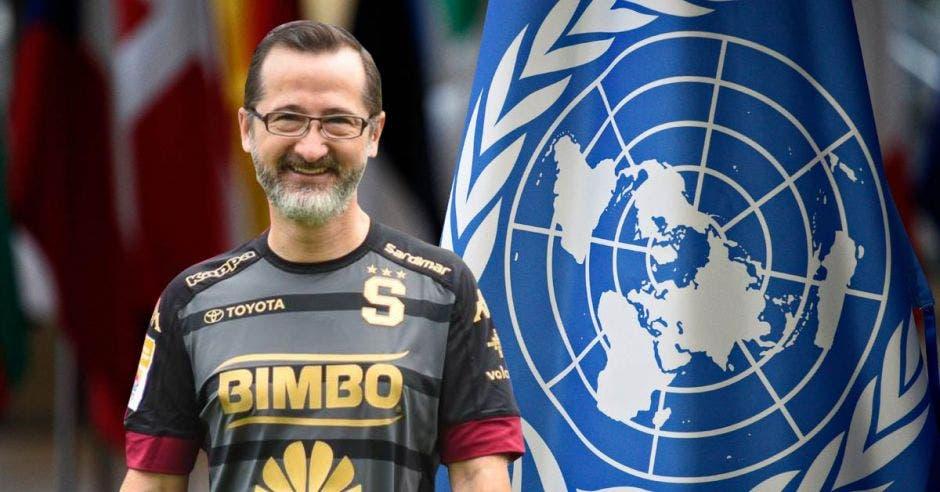 Naciones Unidas Saprissa niños futbol