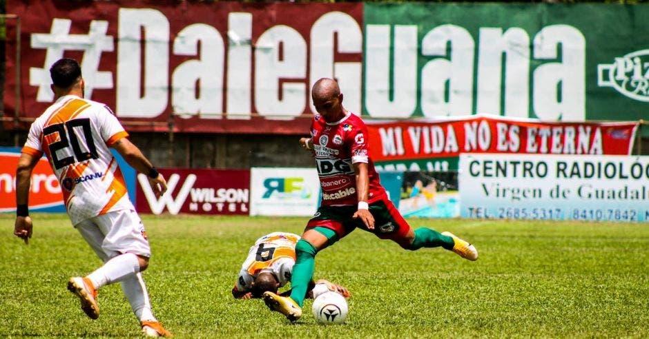 guanacasteca Puntarenas futbol