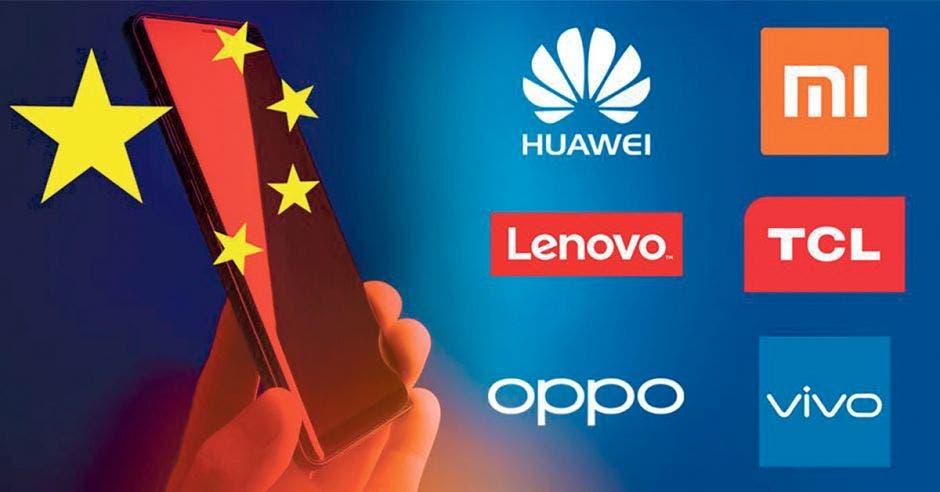 Fabricantes chinos de celulares
