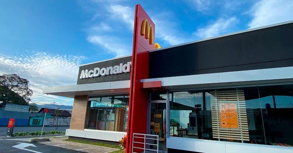 Restaurante McDonalds