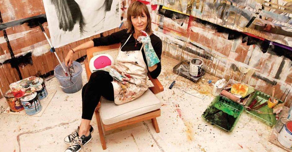 Aimee Joaristi artista
