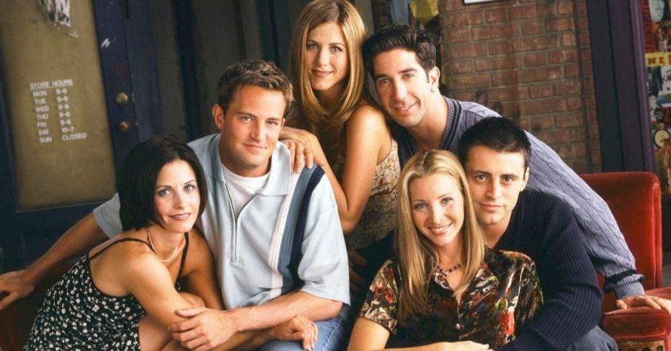 Elenco de la serie Friends