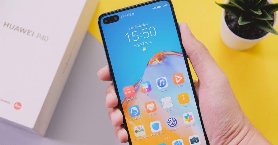 Celular Huawei P40