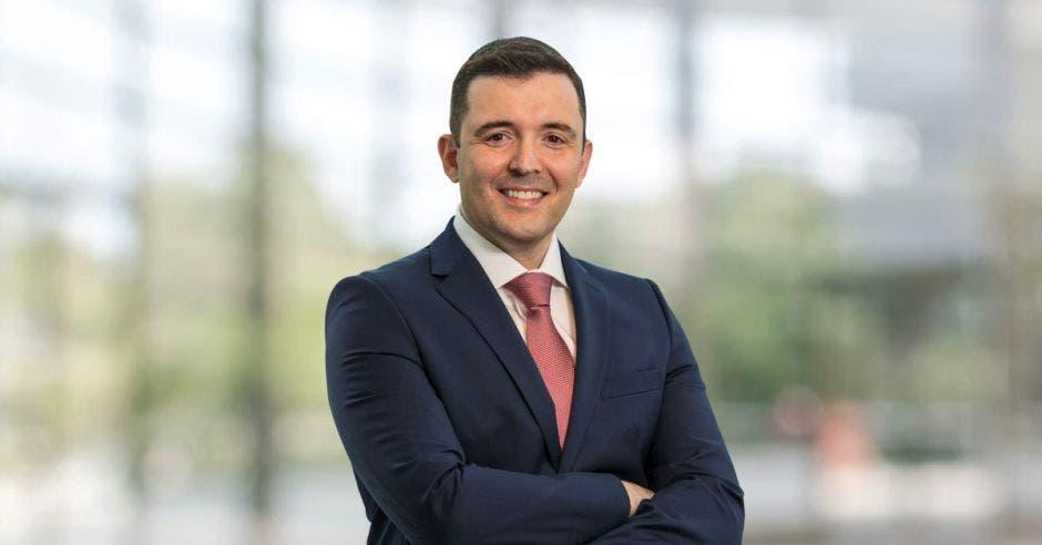 Marco Dorna, director general de Tetra Pak para Centroamérica y el Caribe.
