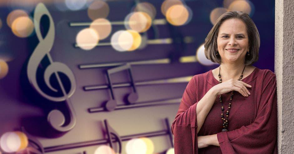 Sylvie Durán, ministra de Cultura y Juventud.