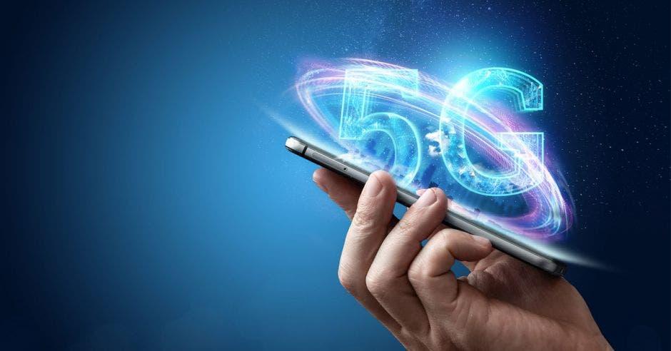 Tecnología móvil 5G