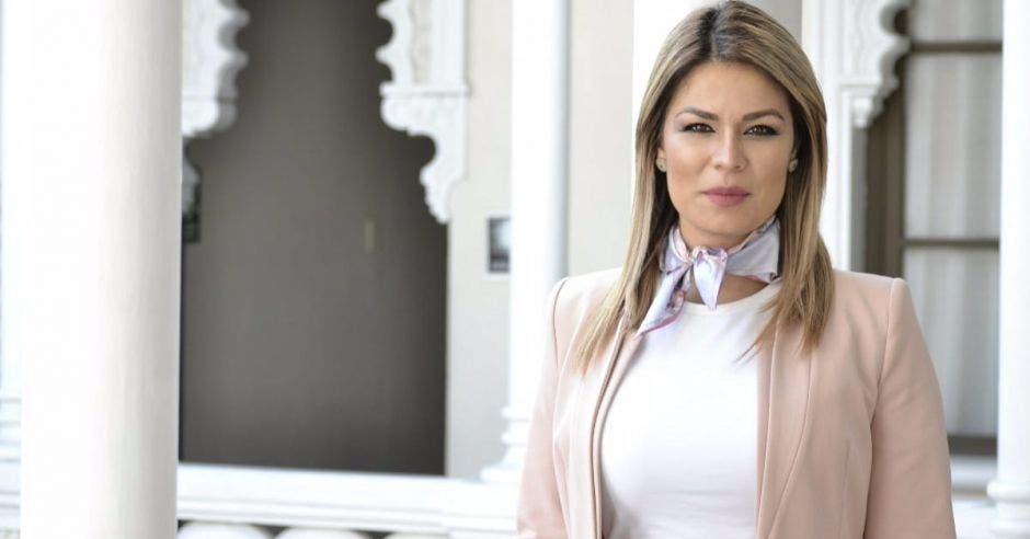 Franggi Nicolás, diputada del PLN