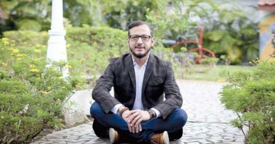 Enrique Sánchez, diputado del PAC, se opuso a la propuesta. Archivo/La República