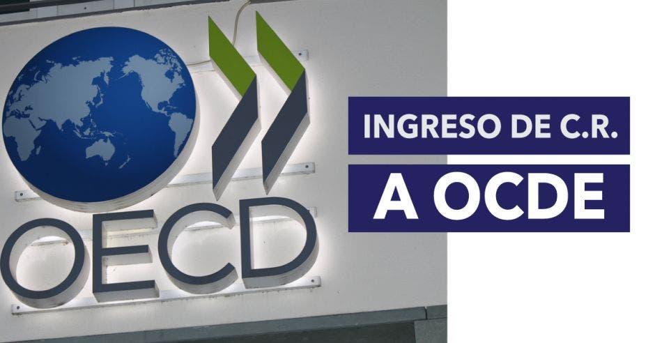 Logo de la OCDE