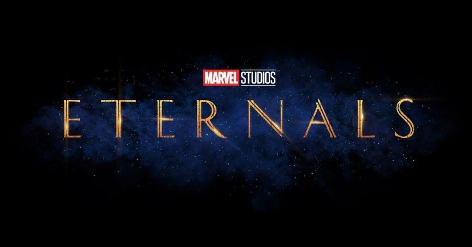 Póster de película Eternals