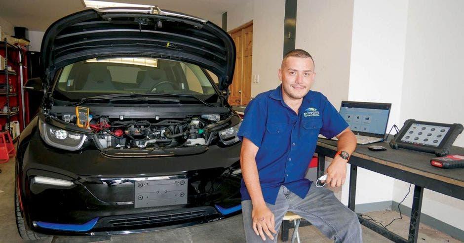 taller autos eléctricos