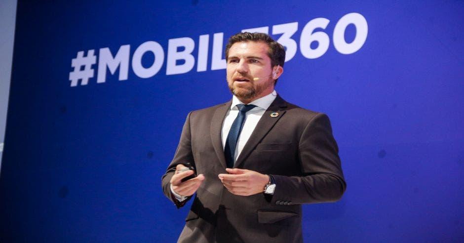 Lucas Gallitto, Director de Políticas Públicas para América Latina de  GSMA.