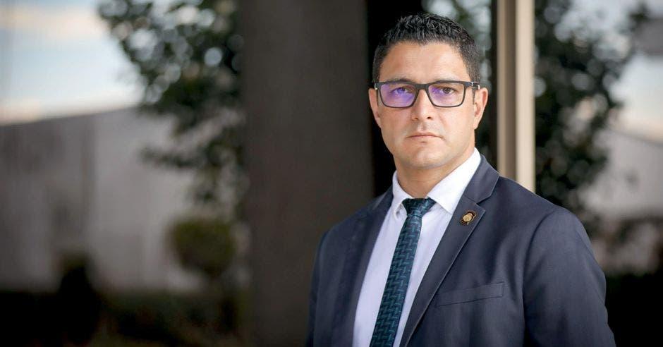 Daniel Salas quedó convocado nuevamente para la sesión del plenario del 31 de mayo, en donde deberá dar explicaciones. Archivo/La República.