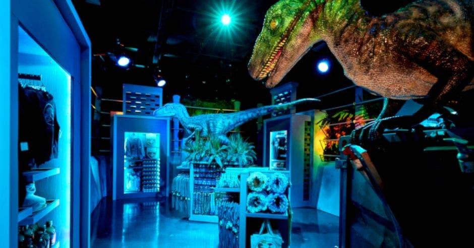 Tienda Jurassic World