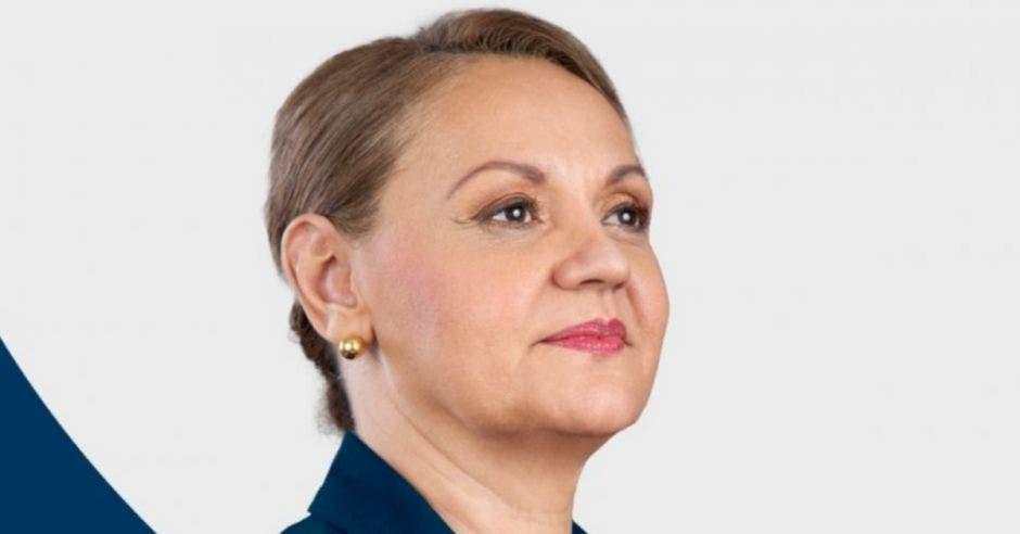 Lineth Saborío, precandidata del PUSC. Archivo/La República