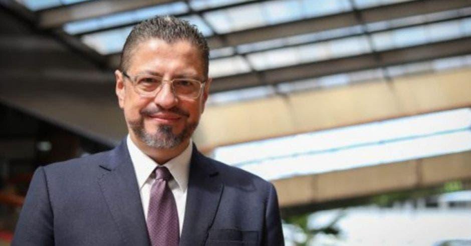 Rodrigo Chaves, exministro de Hacienda. Archivo/La República