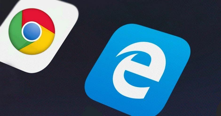 Internet Explorer y Edge