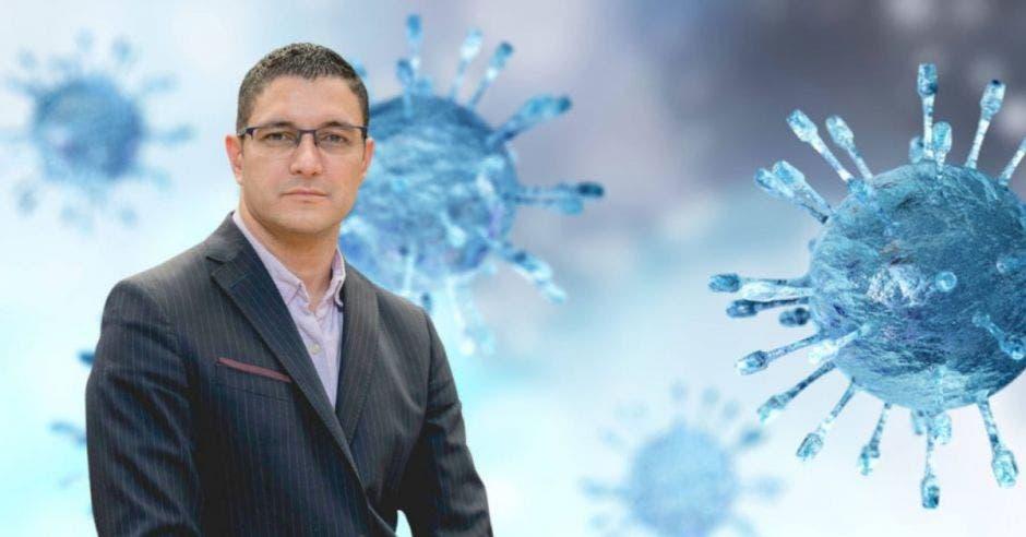 Daniel Salas, ministro de Salud. Archivo/La República