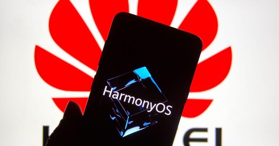 Huawei presentó ayer HarmonyOS