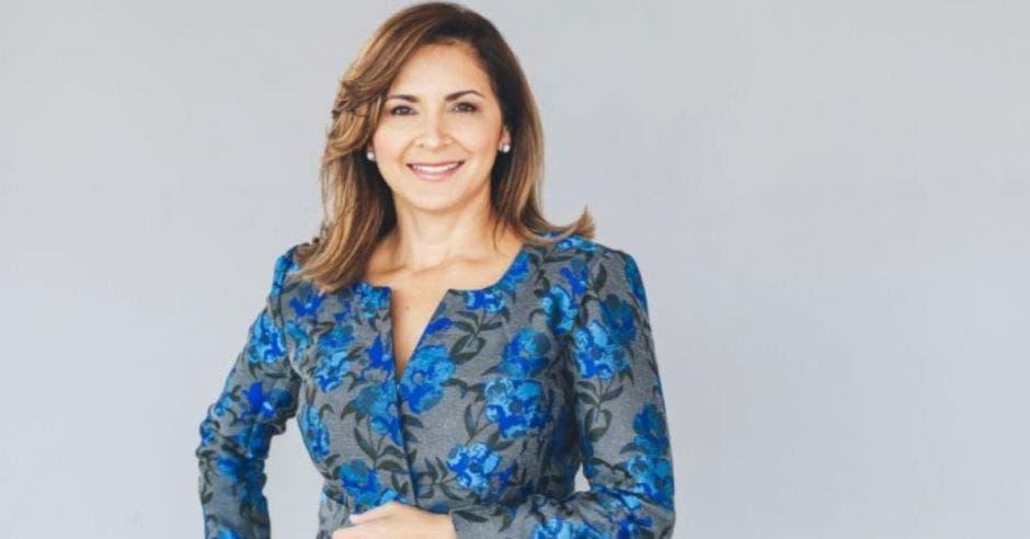 Silvia Hernández, presidenta del Congreso