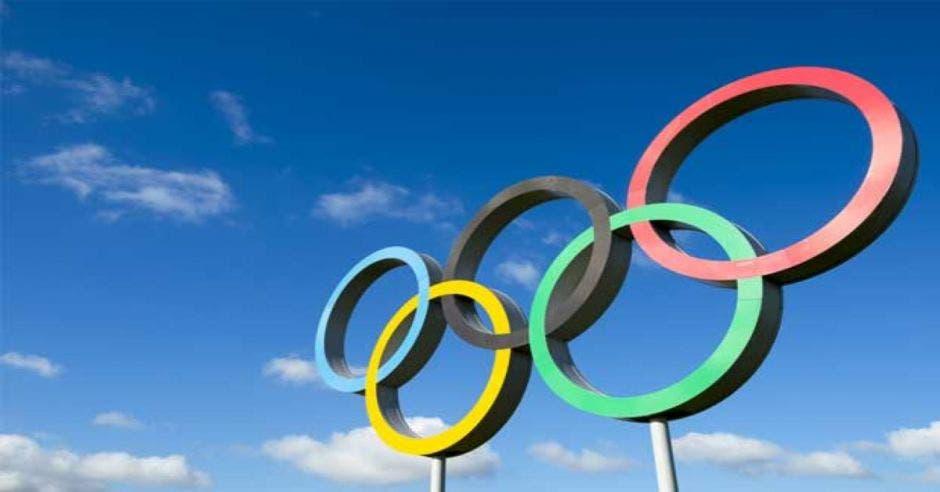 Logo de Juegos Olímpicos