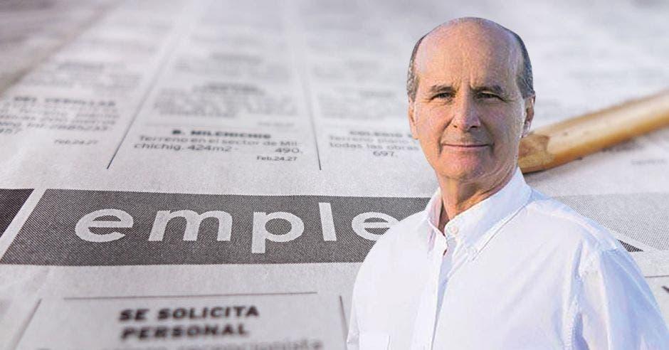 José María Figueres, candidato del PLN. Archivo/La República.