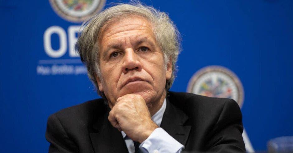 Luis Almagro, secretario de la OEA. Cortesía Voz de América/La República