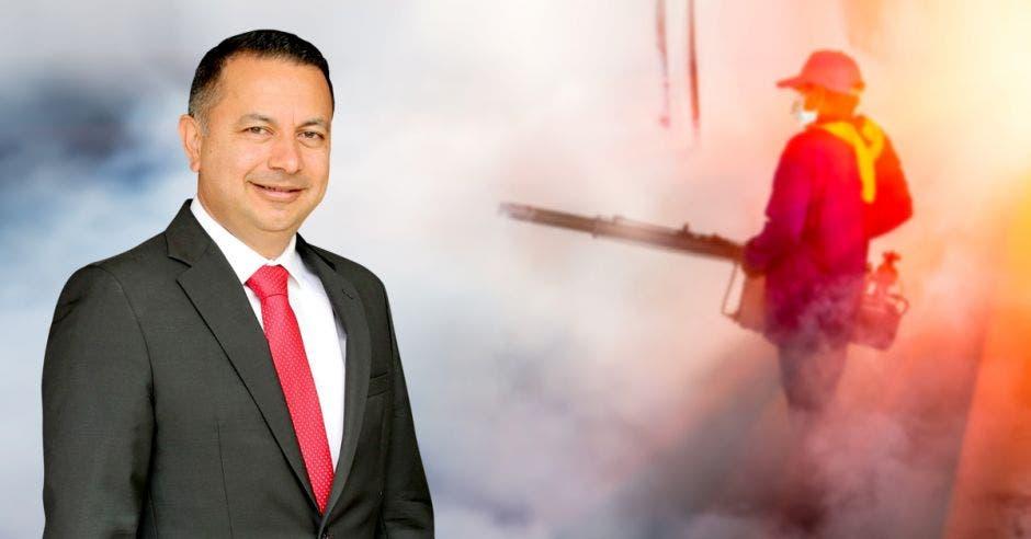 Rodolfo Villalobos amarró a la oposición