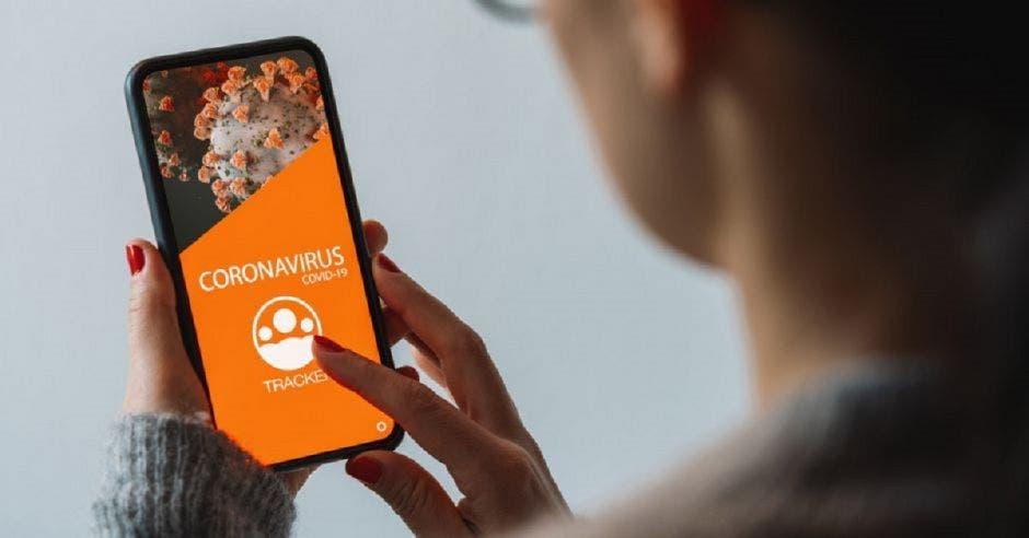 App para rastreo de casos positivos